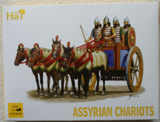 HaT 1/72 HAT8124 Assyrian Chariots (Ancients)